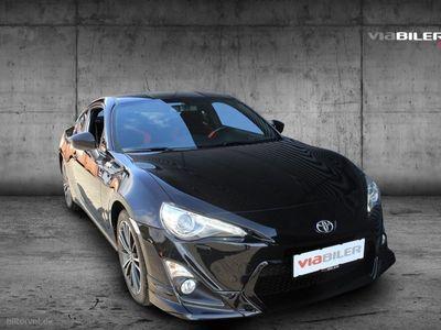 gebraucht Toyota GT86 2,0 T3 199HK 2d 6g Aut.
