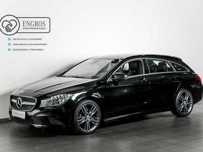 brugt Mercedes CLA220 2,2 CDi SB aut.