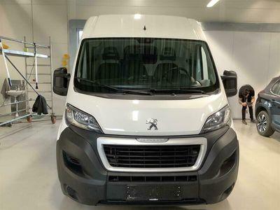 brugt Peugeot Boxer 330 L2H2 2,0 BlueHDi 130HK Van 6g C