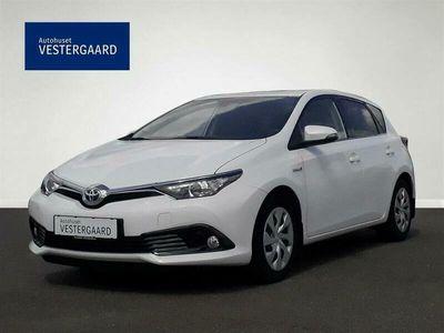 brugt Toyota Auris Hybrid 1,8 Hybrid 136HK 5d Aut.