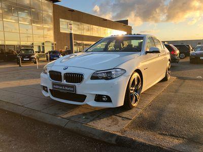 brugt BMW 528 i 2,0 4x4 245HK 8g Aut.