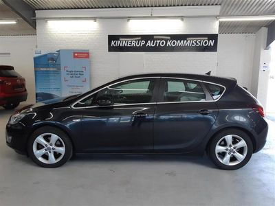 brugt Opel Astra 7 CDTI Sport Start/Stop 130HK 5d 6g