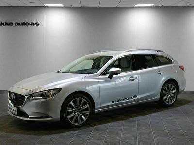 brugt Mazda 6 2,2 Sky-D 150 Optimum stc.
