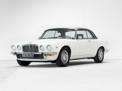brugt Jaguar XJ6 4,2 Coupe aut