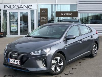 usado Hyundai Ioniq 1,6 GDI Trend DCT 141HK 5d 6g Aut.