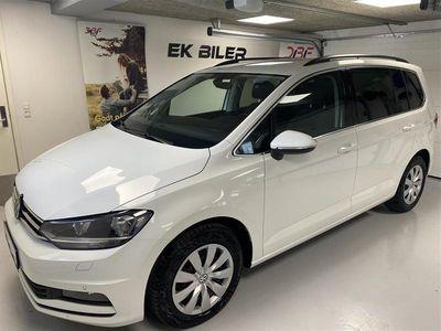 brugt VW Touran 7 Sæder 1,4 TSI BMT Comfortline DSG 150HK 7g Aut.