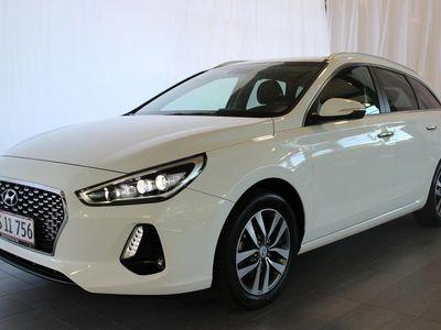 brugt Hyundai i30 1,0 T-GDi 120 Premium st.car