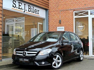 brugt Mercedes B200 1,8 CDi BE 136HK MPV 5d