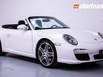 brugt Porsche 911 Carrera S Cabriolet 3.8 2d