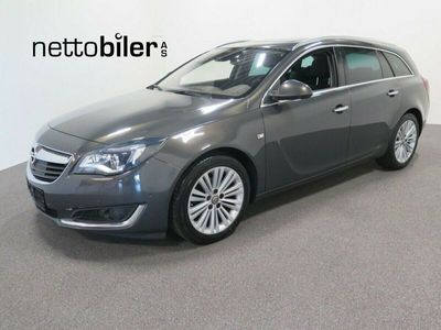 brugt Opel Insignia 1,6 CDTi 136 Cosmo ST