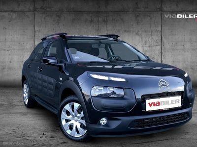 brugt Citroën C4 Cactus 1,2 PureTech Cool Comfort 82HK 5d