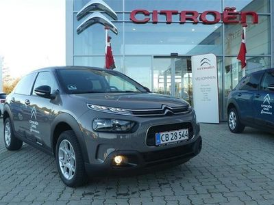 used Citroën C4 Cactus 1,2 PureTech Skyline start/stop 110HK 5d