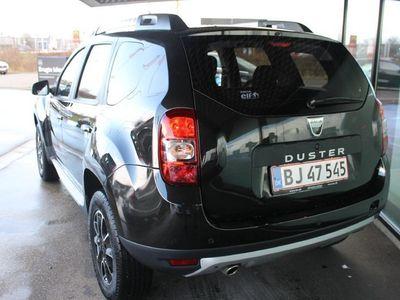 brugt Dacia Duster 1,5 dCi 109 Black Shadow
