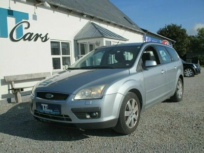 brugt Ford Focus 1,6 Ti-VCT Ghia stc.