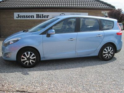 käytetty Renault Grand Scénic III 1,5 dCi 110 Authentique+ 7prs
