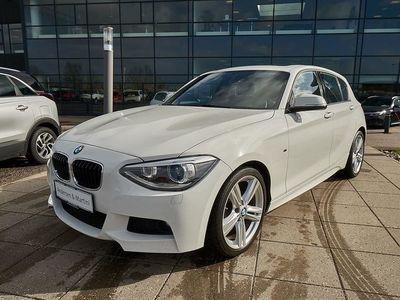 gebraucht BMW 116 i 1,6 136HK 5d 6g
