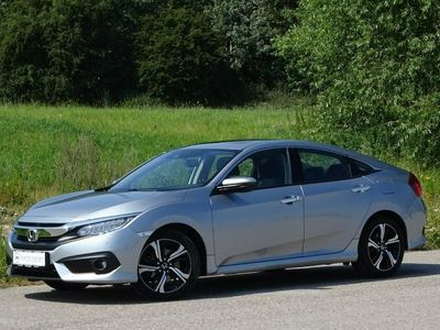brugt Honda Civic 1,5 VTEC Turbo Executive CVT