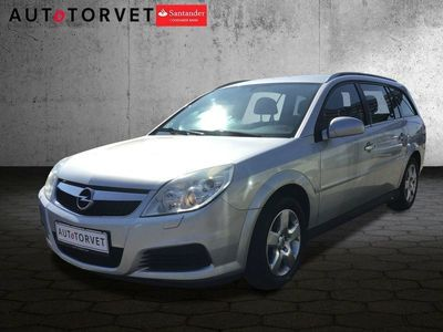 brugt Opel Vectra 1,8 16V 140 Limited Wagon