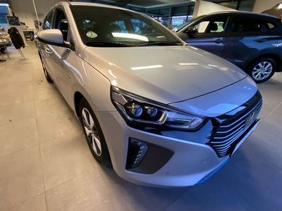 brugt Hyundai Ioniq 1,6 GDI Premium plug-in 165HK 5d 6g Aut.