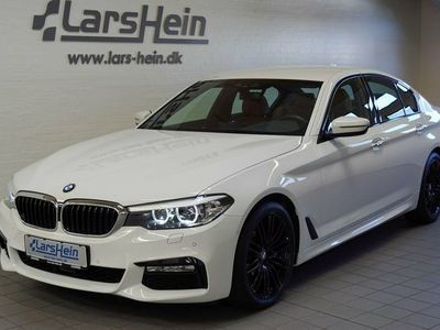 used BMW 530 d 3,0 xDrive aut.