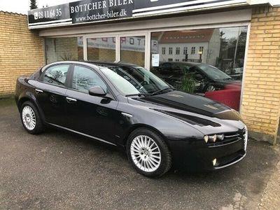 brugt Alfa Romeo 159 2,2 JTS Lusso