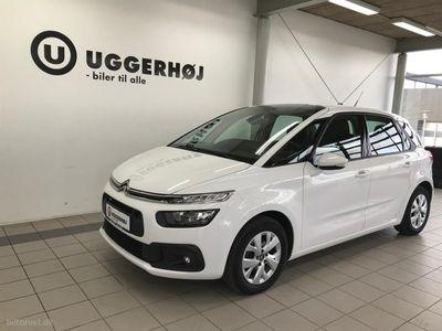 brugt Citroën C4 Picasso 1,2 PureTech Funky start/stop 130HK 6g