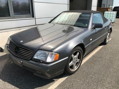 used Mercedes SL500 5,0 326HK Cabr. Aut.