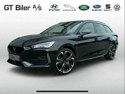 brugt Seat Leon 1,4 eHybrid Cupra Sportstourer DSG