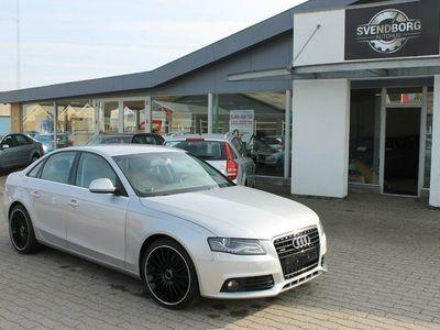 brugt Audi A4 3,0 TDi 240 quattro