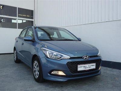 usata Hyundai i20 1,25 Vision 84HK 5d