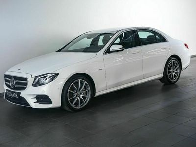 brugt Mercedes E350 2,9 AMG Line aut.