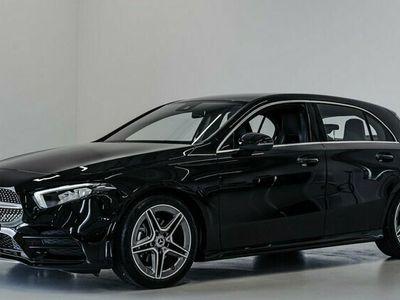brugt Mercedes A200 d AMG Line aut. 2021