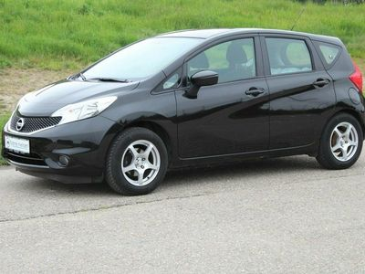 used Nissan Note 1,2 Visia