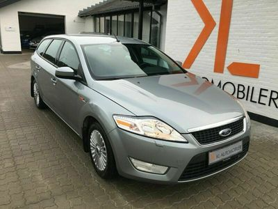 brugt Ford Mondeo 2,0 TDCi 115 Collection stc. ECO