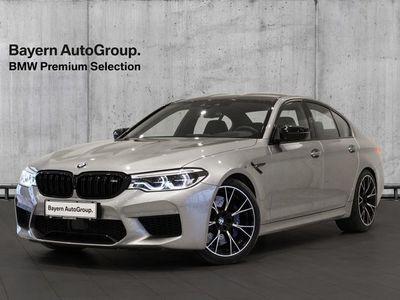 brugt BMW M5 4,4 Connected aut.