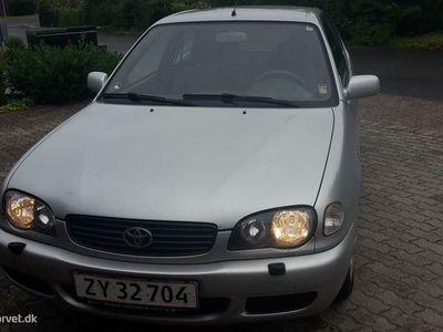 brugt Toyota Corolla 1,4 Linea Terra 97HK 3d