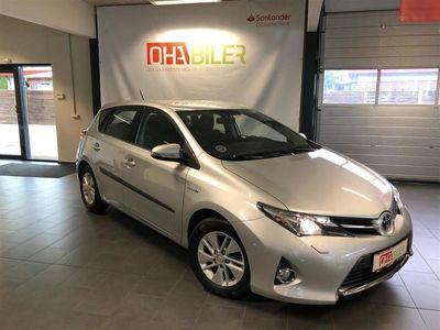 usado Toyota Auris 1,8 VVT-I H2+ E-CVT 136HK 5d Aut.