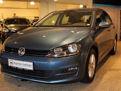 gebraucht VW Golf VII 1,4 TSi 122 Comfortline BMT