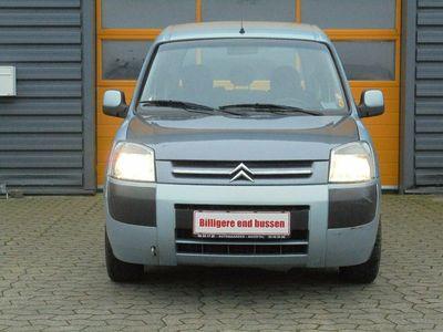 brugt Citroën Berlingo 1,6i 16V Multispace