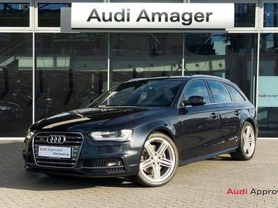 używany Audi S4 3,0 TFSi Avant quattro S-tr.