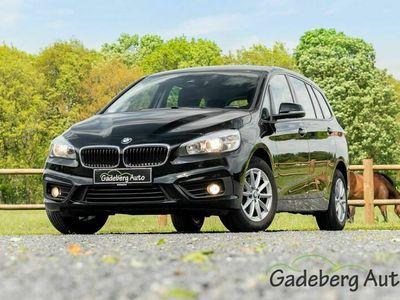 brugt BMW 218 Gran Tourer d 2,0 aut. 7prs
