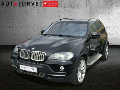 brugt BMW X5 3,0 SD Steptr.