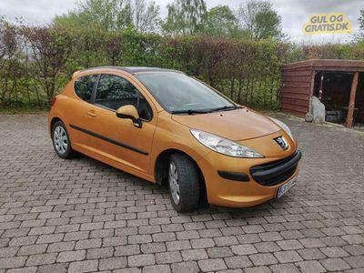 brugt Peugeot 207 1.6HDI