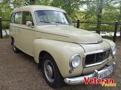brugt Volvo Duett 210 B18