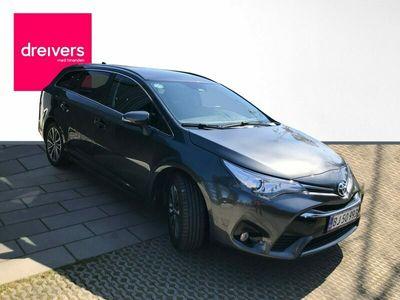 brugt Toyota Avensis 1.8 VVT-i, Touring Sports Multidrive S, 147 hk - I SUPER STAND
