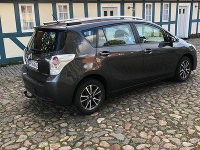 brugt Toyota Verso 1.8 VVT-i 7 sæder