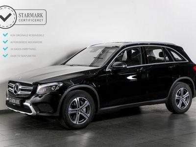 käytetty Mercedes GLC220 d 2,2 aut. 4-M