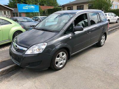 brugt Opel Zafira 1,9 CDTi 150 Classic 7prs