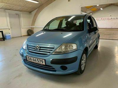 brugt Citroën C3 1,4 Prestige