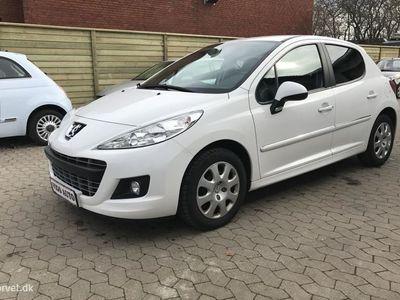 brugt Peugeot 207 1,6 HDI Sportium 92HK 5d